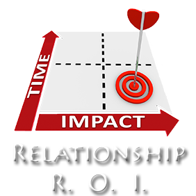 Relationship R.O.I - For Love, For Work, For Life!